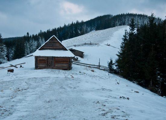 Carpathians Chortka