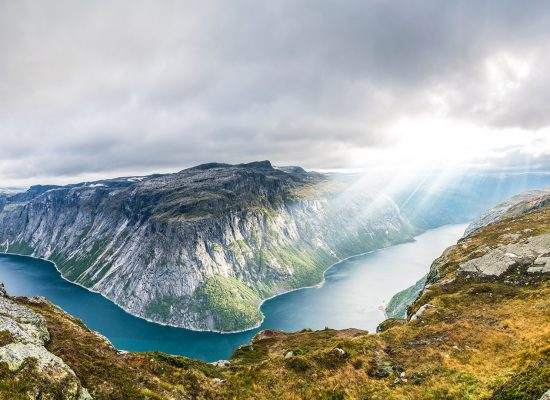 Norway Trolltunga