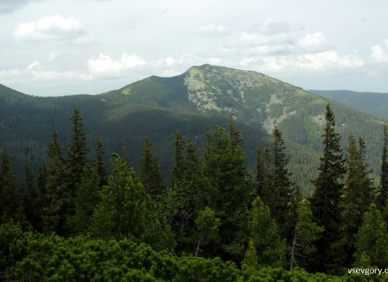 Gora Ihrovets