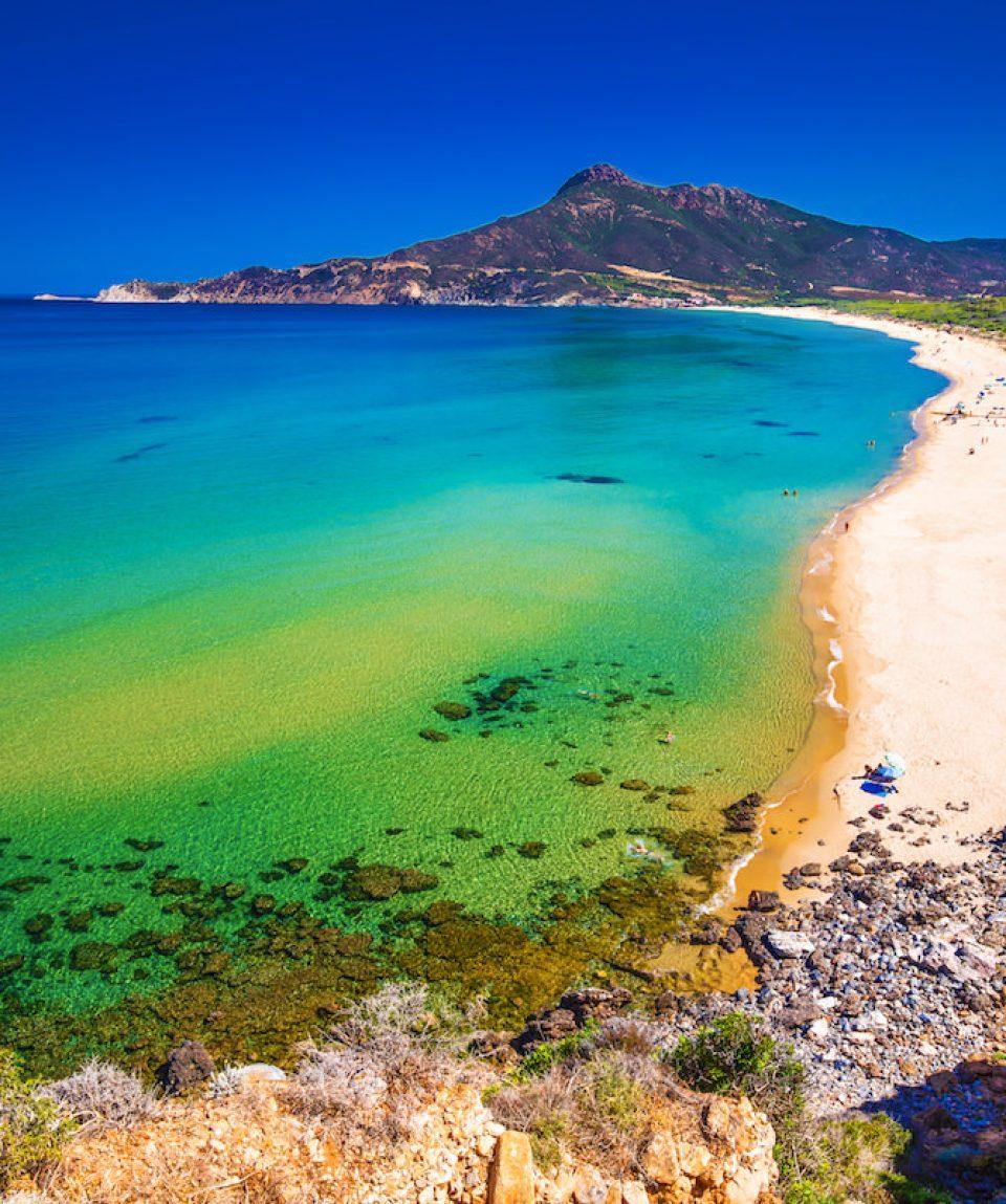 Spiaggia-di-Portixeddu-Sardinia