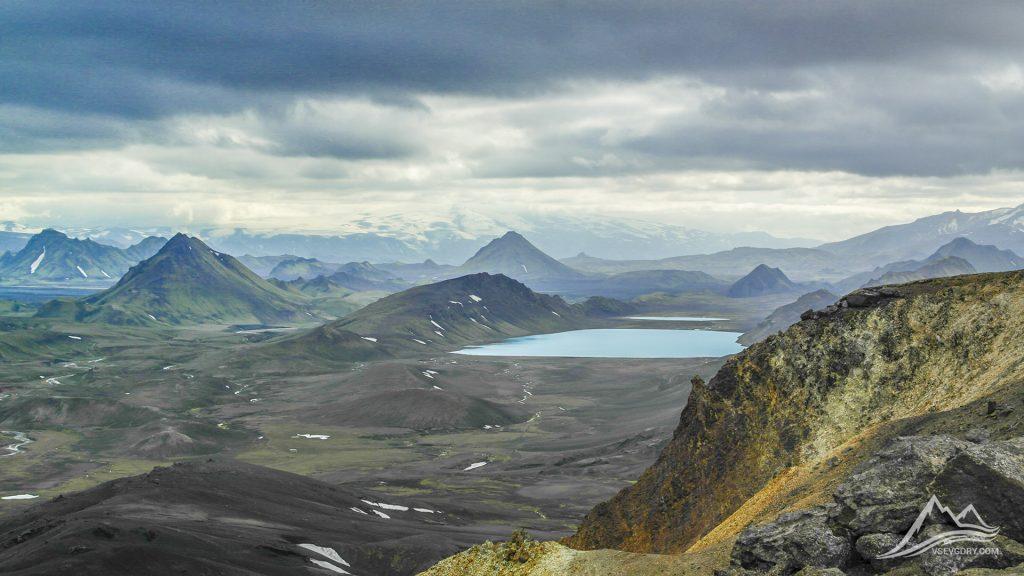 Походы по Исландии